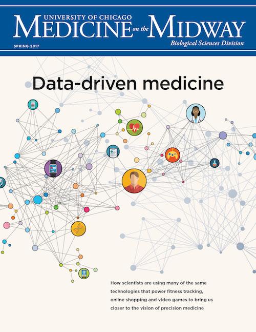 The CRI's role in data-driven medicine